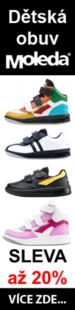 AKCE dětská obuv MOLEDA Prestige