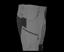 Pánské outdoor kalhoty PROMACHER Fobos Trousers - grey/black