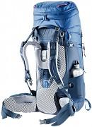 Turistický expediční batoh DEUTER Aircontact 45 + 10l