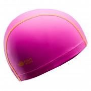 Dětská plavecká čepice AQUAWAVE Dryspand JR Cap - violet/orange