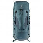Turistický expediční batoh DEUTER Aircontact Lite 50 + 10 l arctic/teal