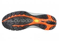 Outdoorová obuv PRABOS Api GTX S10421 - červená