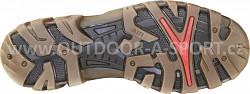 Trekové sandále PRABOS Jimmy S90775