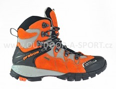 Outdoorová obuv PRABOS Kangri GTX S10419 - oranžová