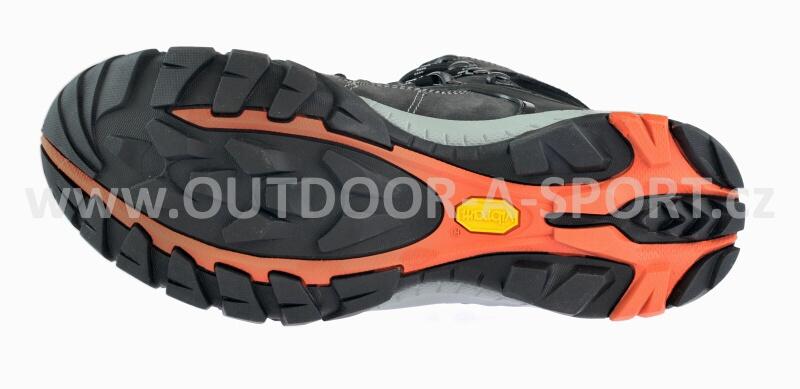 ... Outdoorová obuv PRABOS Kangri GTX S10419 - oranžová Gore-Tex ... 6964f4f66a1
