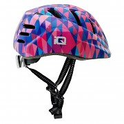 Dětská helma IQ Roadstar JR - multicolor triangle print