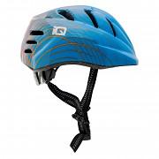Dětská helma IQ Roadstar JR - ibiza blue/tangerine tango