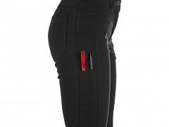 Dámské outdoor kalhoty CXS Elen - černá