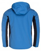 Pánská softshellová bunda 2117 Of Sweden Farbo - modrá/černá
