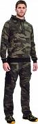 Pánské kalhoty ČERVA CRV Crambe - camouflage