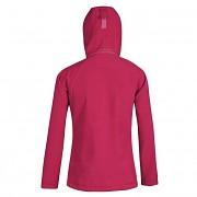 Dětská softshellová bunda HUSKY Kruzie - růžová