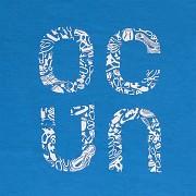 Pánské triko OCÚN Bamboo Gear - vivid blue