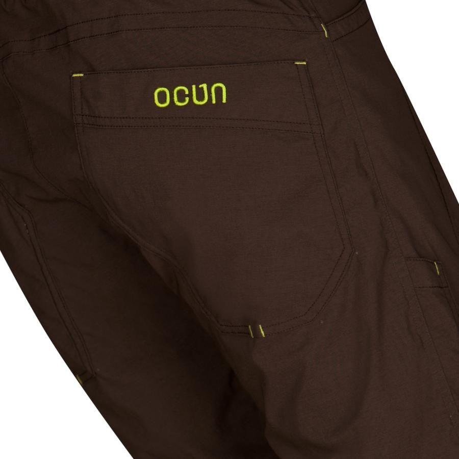 Pánské kraťasy OCÚN Mánia Shorts Men - dark brown - vel. XS ... 9f7c66b5a3