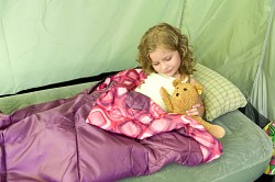 Dětský dekový spací pytel COLEMAN Salida Rectangular