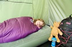 Dětský spací pytel COLEMAN Salida Mummy