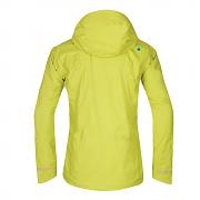 Pánská outdoorová bunda HUSKY Yevel - žlutá