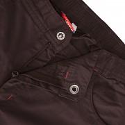 Lezecké kalhoty OCÚN Drago Pants - chocolate
