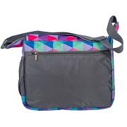 Dámská taška BRUGI 2ZG3 - azzurro