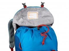 Dětský batoh DEUTER Junior 18 l azure/lapis