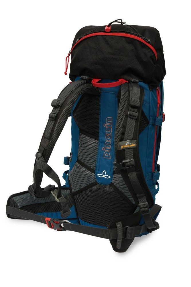 Turistický batoh PINGUIN Boulder 38 l - black blue   Outdoor-a-sport ... e9709c68ec