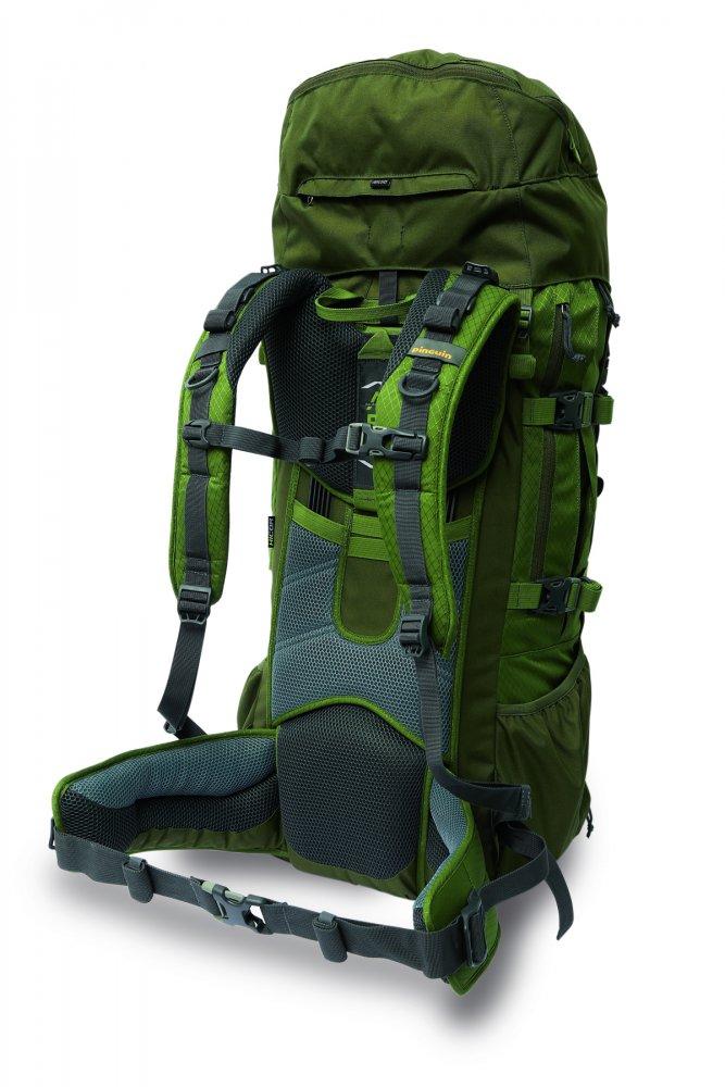 Turistický expediční batoh PINGUIN Explorer 60 l - green   Outdoor-a ... 10275d5344