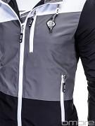Pánská fashion bunda OMBRE Ralph - černá