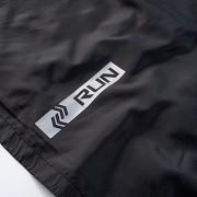 Pánská běžecká bunda IQ Reon - black/midnight navy pattern