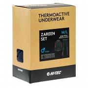 Pánský funkční set HI-TEC Zareen Set - nine iron/stretch limo