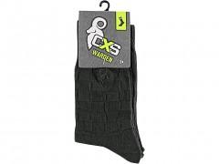Ponožky CXS Warden - černá - set 3 párů