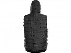Pánská zimní vesta CXS Overland - černá