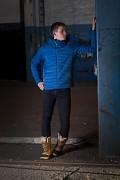Pánská primaloft bunda 2117 Rutvik - nám. modrá