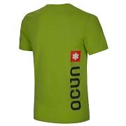 Pánské triko OCUN Logo Tee Men - pond green