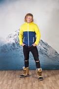 Pánská primaloft bunda 2117 OF SWEDEN Valleras - žlutá