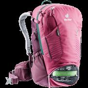 Cyklistický batoh DEUTER Trans Alpine 28 SL seagreen-forest