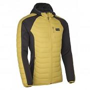 Pánská outdoor bunda KILPI Adisa-M - žlutá