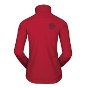 Dámská outdoorová mikina HUSKY Anxie - červená