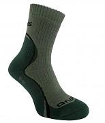 Ponožky FLORES Army - set 3 párů