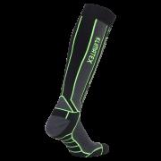 KLIMATEX Aspen1 - antracit/světle zelená