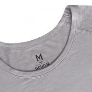Pánské triko OCÚN Bamboo T Holds - dove grey