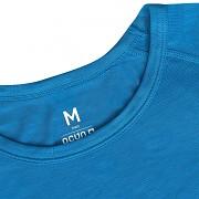 Pánské triko OCÚN Bamboo T Holds - Vivid blue