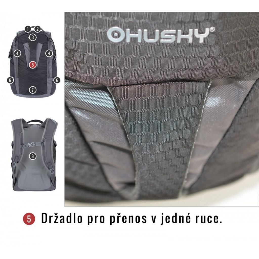 Batoh HUSKY Mesty 30 l - černá   Outdoor-a-sport.cz   Batohy ... 6b153e951c