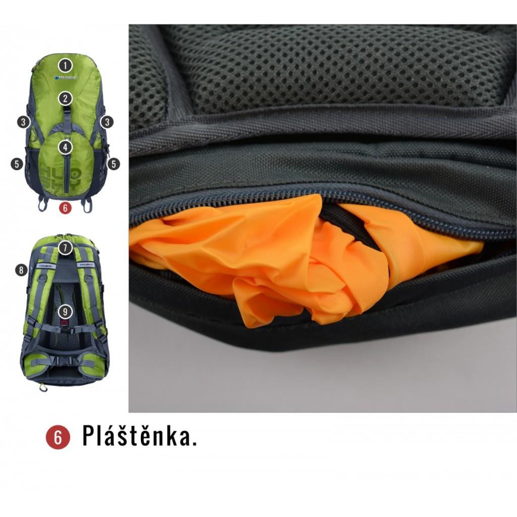Turistický batoh HUSKY Salmon 35 l - zelená   Outdoor-a-sport.cz ... 1d39033f61
