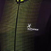 Pánský cyklodres KLIMATEX Hank - černá