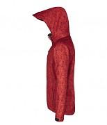 Dětská softshellová bunda HUSKY Broom - červená