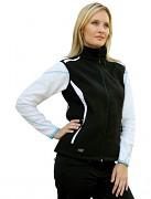 Dámská softshellová vesta RVC Lite-T