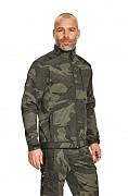 Pánská softshellová bunda ČERVA CRV Crambe Softshell - camouflage