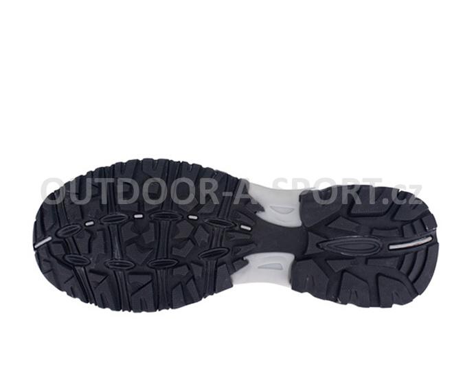 0787fa34937 Pánská outdoorová obuv NORDBLANC Supreme NBLC80 crystal černá - vel ...