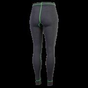KLIMATEX Calum - antracitová/zelená