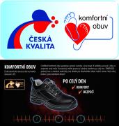 Česká kvalita / Komfortní obuv