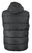 Pánská zimní vesta HI-TEC Charri - černá/zelená